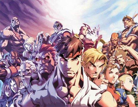 Street Fighter IV konzolra