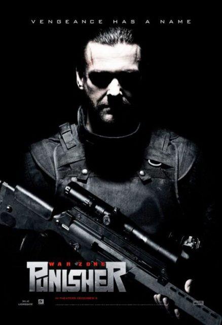 Punisher: War Zone film!
