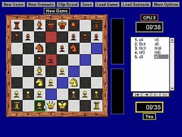 Chess Blitz