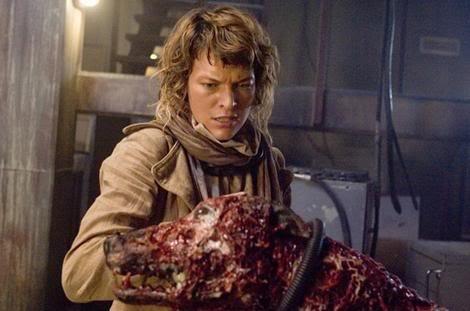 Resident Evil: Afterlife – megvan a sztori