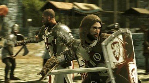 The First Templar megjelenés májusban