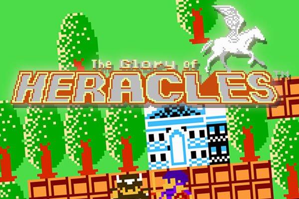 Glory of Heracles, angolul (NES)