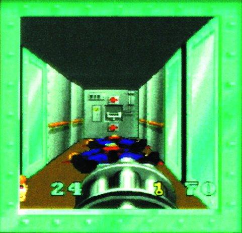 Wolfenstein 3D – Atari Jaguar