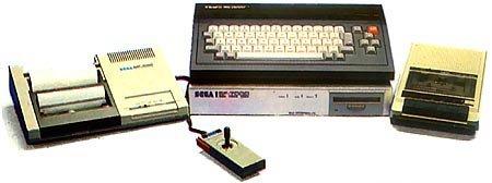 A SEGA és a Nintendo számítógépei