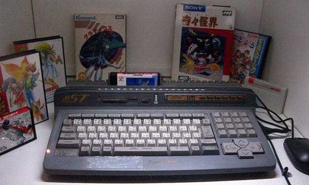 MSX számítógépek