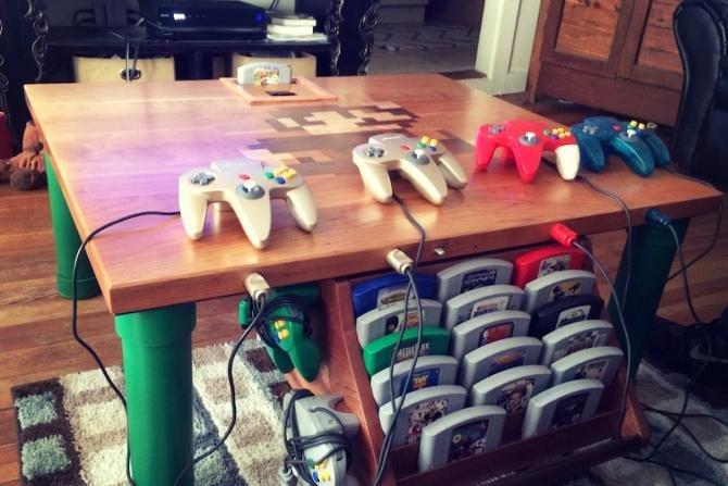 Asztalméretű N64
