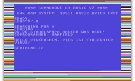 C64 és Amiga vírusok