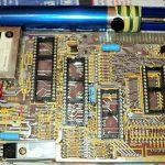 ZX81 alaplap