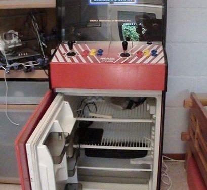 Retro és a hűtőszekrény