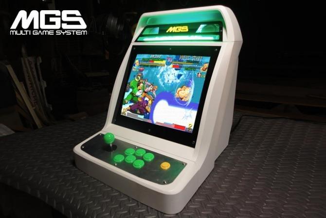 Multi Game System