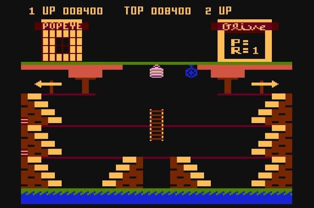 Popeye (Atari)