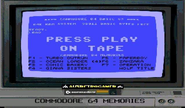 Ultimate C64 Chiptunes album (Amiga)