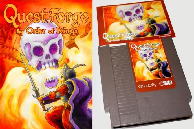 Rendelhető a Quest Forge by Order of Kings
