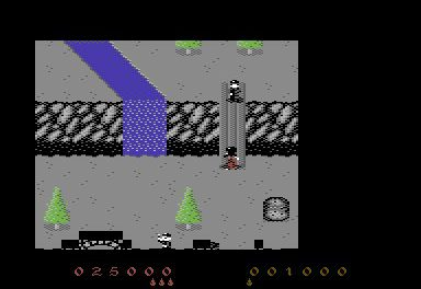 Night of the Valkyrie (C64)