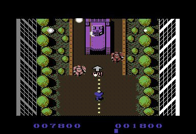Split Second (C64)