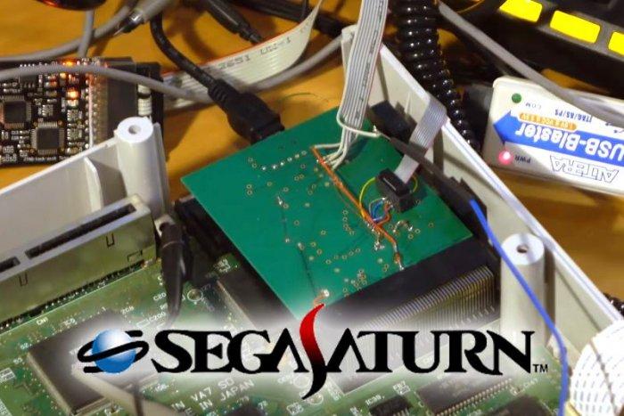 A megtört Sega Saturn