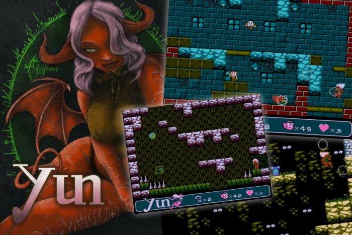 Yun, ugra-bugra NES-re
