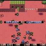 Who Dares Wins feldolgozás MSX-re