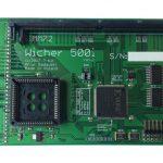 Wicher 500i, A500 csúcsra járatva