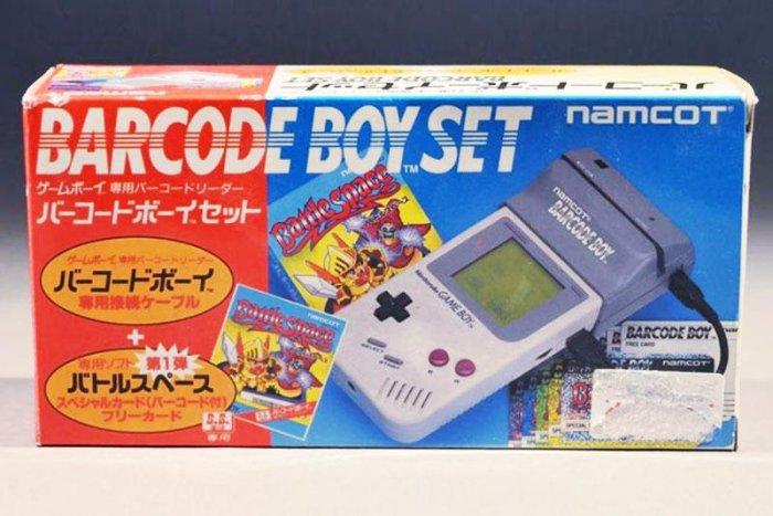 Barcode Boy és a Barcode Battler