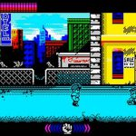 Verekedés ZX Spectrumon