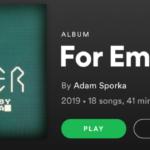 For Ember, a 8 bites album