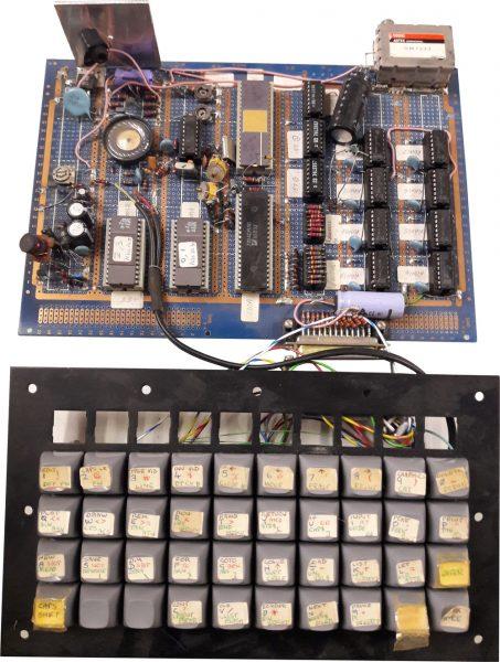 ZX Spectrum prototípus, bezsákolva