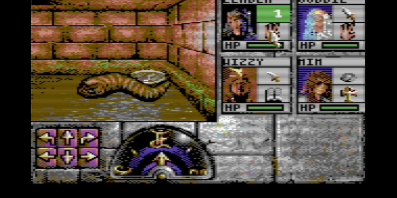 Eye of the Beholder (C64)