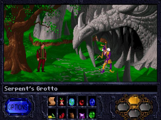 Legend of Kyrandia (Amiga)