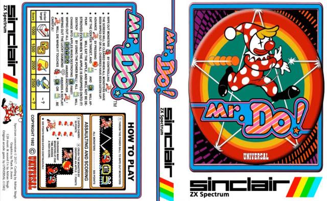 Mr. Do! (ZX Spectrum)