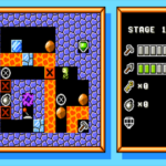 Plutonium Caverns (MS-DOS)