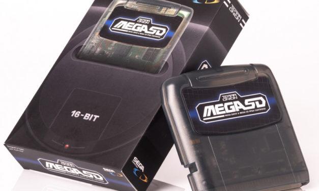 MegaSD a megmentő