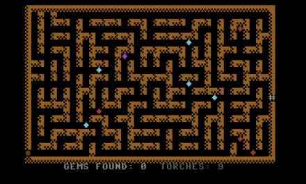 Tomb Chaser  (C64)